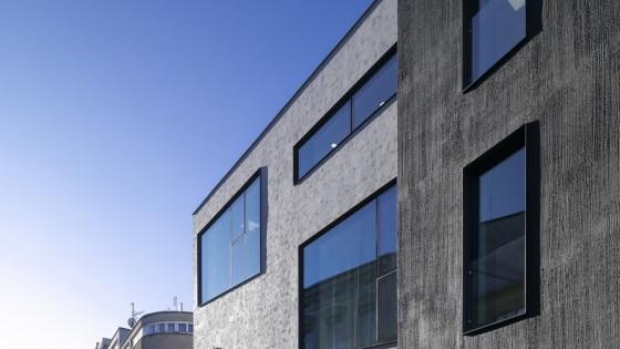 Vista Optik ve Valašském Meziříčí ve dne