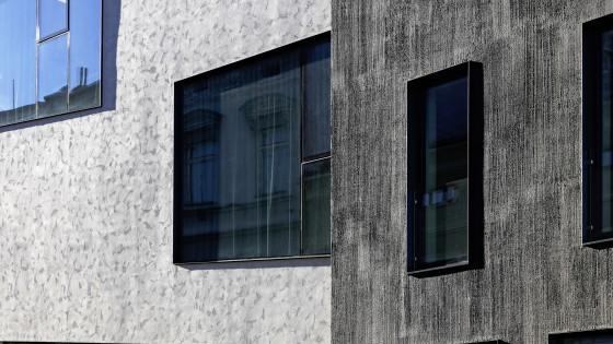 Vista Optik ve Valašském Meziříčí detail oken