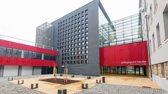dostavba výzkumně výukového objektu PdF UP Olomouc