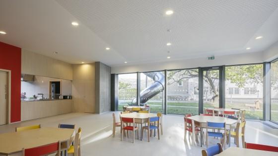 Mateřská škola Nádražní ve Šternberku interier