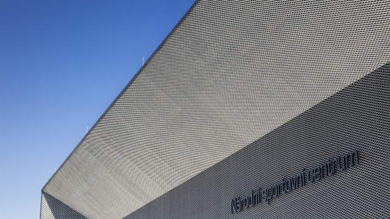 NSC Národní sportovní centrum v Prostějově tahokov