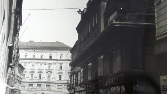 Olomouc obchodní dům PRIOR- historické foto